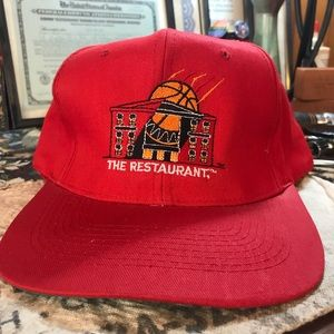 The Restaurant Chicago Snap Back Hat